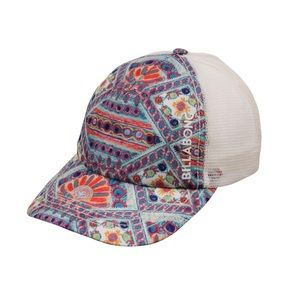 Billabong Beach Beauty Women's Trucker Hat - Multi